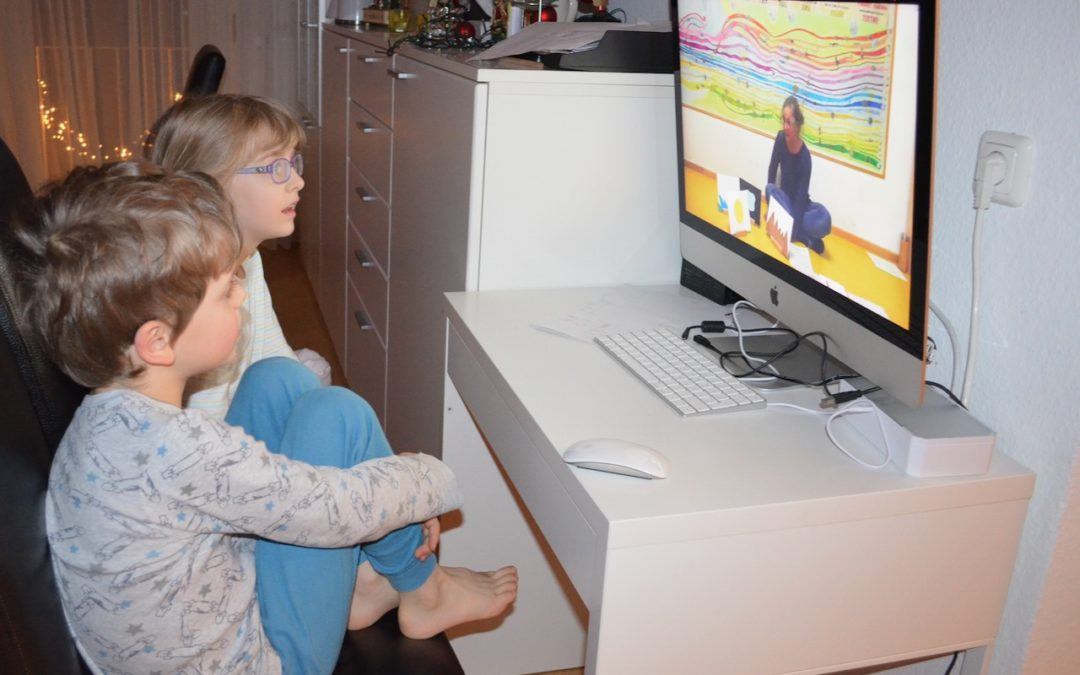Erster digitaler Elternabend – Kosmische Erziehung in der Primarstufe 1 und 2