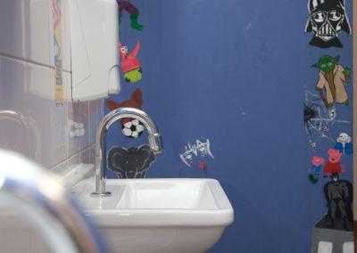 Jungen WC P1
