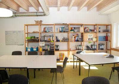 Merkurgruppe: Klassenraum