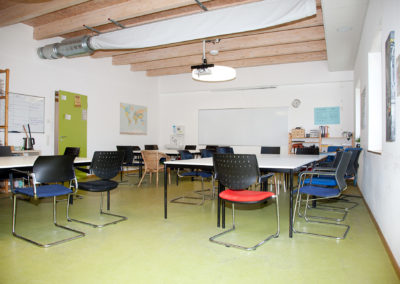 Ceres Gruppe: Klassenraum