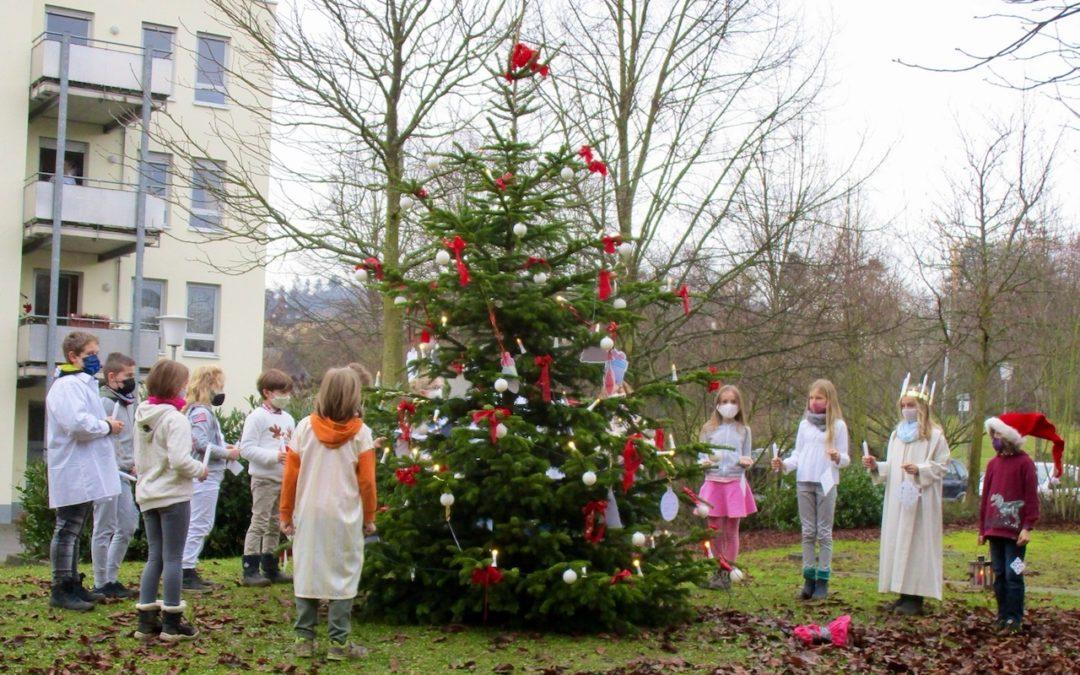 Adventszeit in der Montessori-Schule Idstein – anders und doch schön